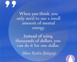 Saving your mental energy