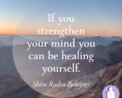 Strengthening the mind