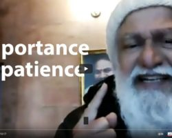 Patience – everything happens in its own time