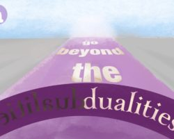 Go beyond the dualities
